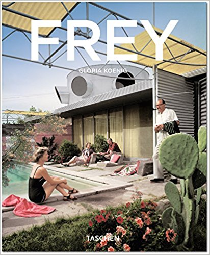 Amazon Books: Frey: The Desert Modernist (Taschen Basic Architecture Series)