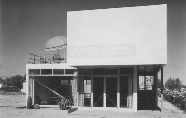 Palm Springs Life Magazine: Albert Frey A Modern Minimalist